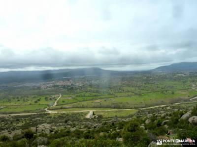 Sierra Porrones-Senda de las Cabras;rutas gredos rutas senderismo madrid señalizadas laguna del duq